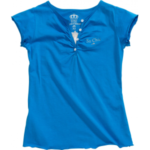 "EQUITHÈME ""So Chic"" combi t-shirt - Vrouw"