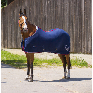 "Equit'M ""Equestrian League"" fleece deken"