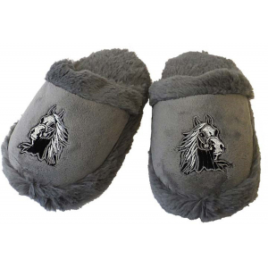 """Horse head"" slippers"