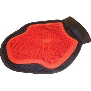 Grooming glove/curry comb