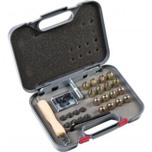 M12 Tungsten studs, small case