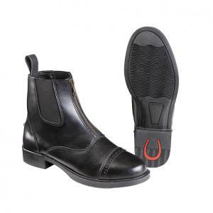 EQUITHÈME Zip synthetische boots