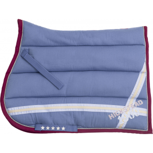 "EQUITHÈME ""CSI 5* Hickstead 1960"" saddle pad"