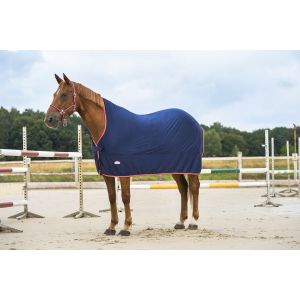 High Neck Decke EQUITHÈME Microfleece