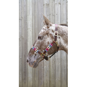 "RIDING WORLD ""Polo"" halter"