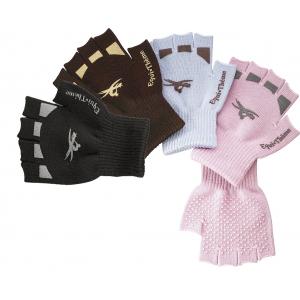 EQUITHÈME Unisize vingerloze handschoenen