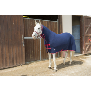 "EQUITHÈME ""Essentiel"" Combo polar fleece sheet"