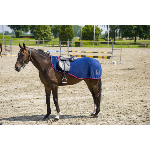 "EQUIT'M ""Equestrian League"" polar fleece uitrijdeken"