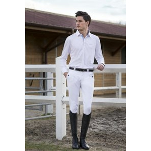 "EQUITHEME ""Verona"" breeches, with pleats"