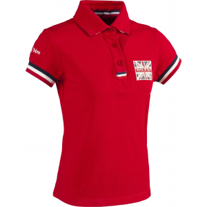 EQUITHÈME Country Flag, short sleeves
