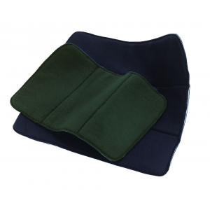 Polar fleece bandage pads