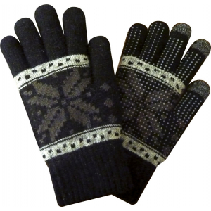 Gants Screentouch Unisize Flocon - Enfant