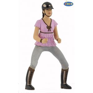 PAPO Trendy riding girl