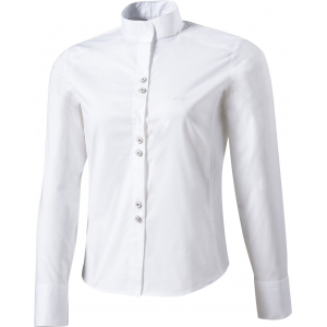EQUITHÈMETopstitching competition shirt - Ladies