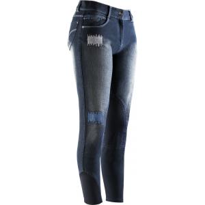 """EQUITHÈME """"Fleur"""" Jeans-Reithose"""