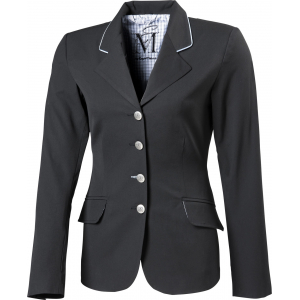 EQUITHÈME Competition jacket, plain fabric - Women
