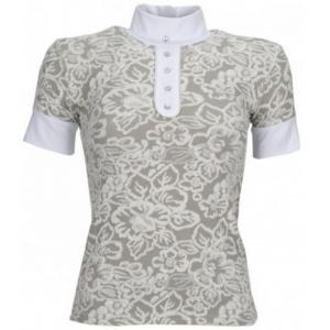 "EQUITHEME ""Baroque"" shirt, short sleeves"