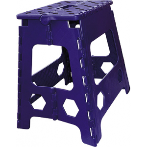 Foldable step stool...