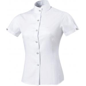 Chemise de concours Equit'M Plissée - Femme