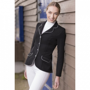 "EQUITHEME ""Silver Bow"" competition jacket"