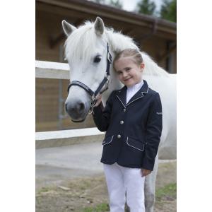 Veste de concours EQUITHÈME Soft Classic - Enfant