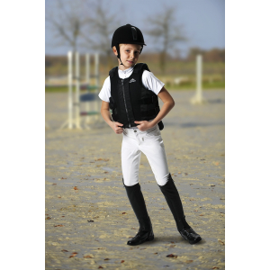 EQUITHÈME Zip body protector - Child