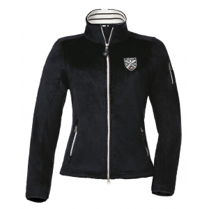 EQUITHÈME Long fibre polar fleece jacket - Men
