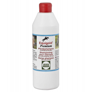 Equigold® Premium Shampooing pour chevaux