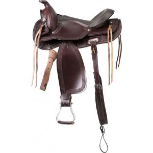 Randol's Utah Western saddle