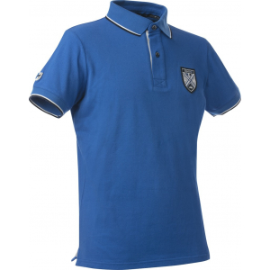 EQUITHÈME fine pique polo shirt - Men