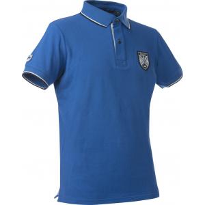 EQUITHÈME Polo shirt van fijne pique katoen - Heren