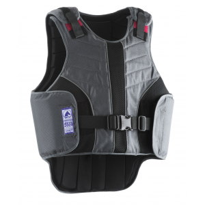 EQUITHÈME Articulated body protector - Children