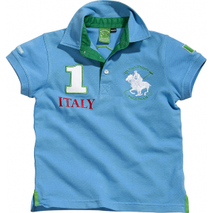 Polo EQUITHÈME World - Homme