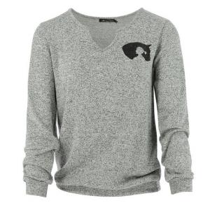 EQUITHÈME Cavalière thin sweater