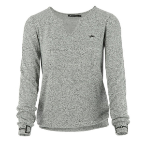 EQUITHÈME Mors thin sweater, long sleeves - Ladies