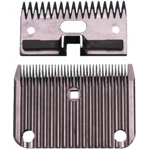 Lister Scherplatten-Set