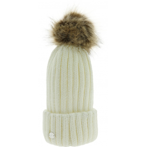 EQUITHÈME Pom-pom knitted hat