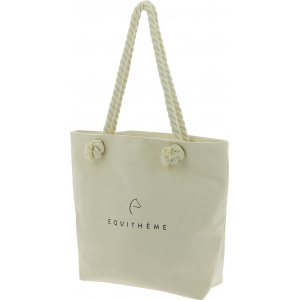 EQUITHÈME Canvas bag