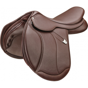 Saddle Bates Caprilli Cair® Close Contact+