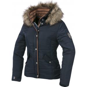 Equit'M Gewatteerde jas met capuchon - Man