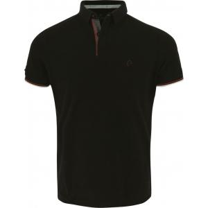 EQUITHÈME Jersey Poloshirt, kurze Ärmel - Herren