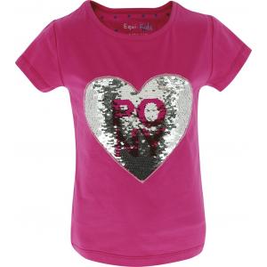 Equi-Kids Ponysequins T-Shirt - Kinder