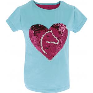 T-Shirt Equi-Kids Ponysequins - Enfant