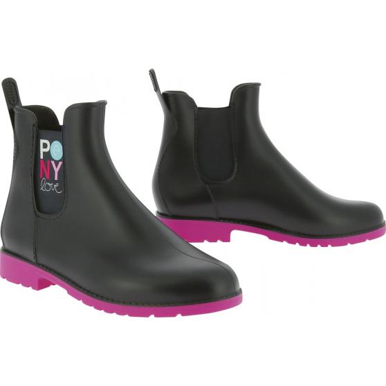Boots Equi-Kids Pony Love synthétiques - Enfant