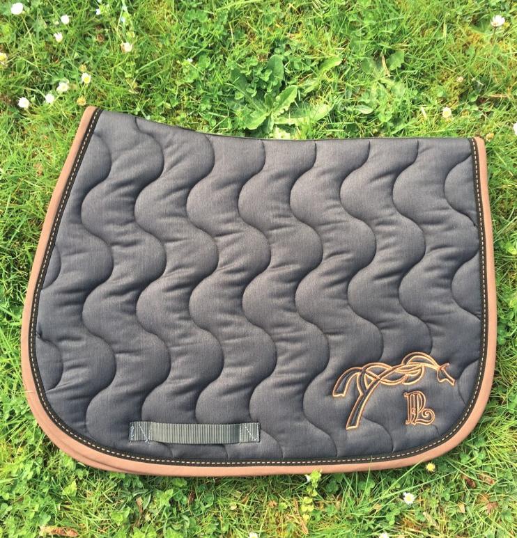 saddle pad pnlope classic all purpose padd horsetack - Tapis Penelope Leprevost