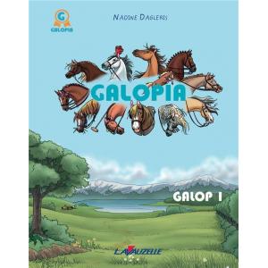 Galopia, Mon cahier - Le journal de mon premier galop