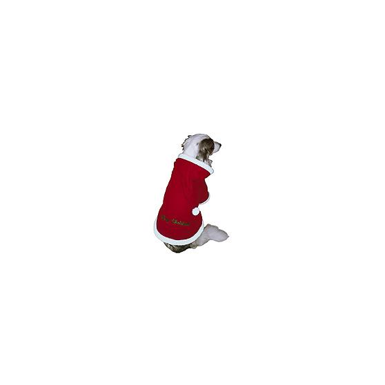 Couverture Noël pour chien