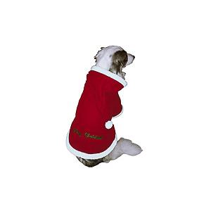 Weihnachtsmantel für Hunde
