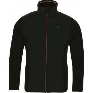 EQUITHÈME Padded jacket bi-materials- Men