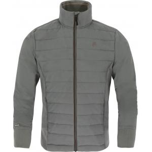 EQUITHÈME Padded jacket bi-material - Men
